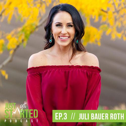 Juli Bauer Roth Guest Interview